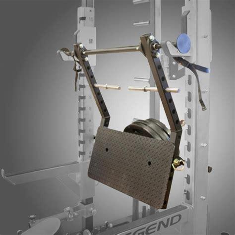 Bench Power Performance Series Stealth Leg Press Legend Fitness