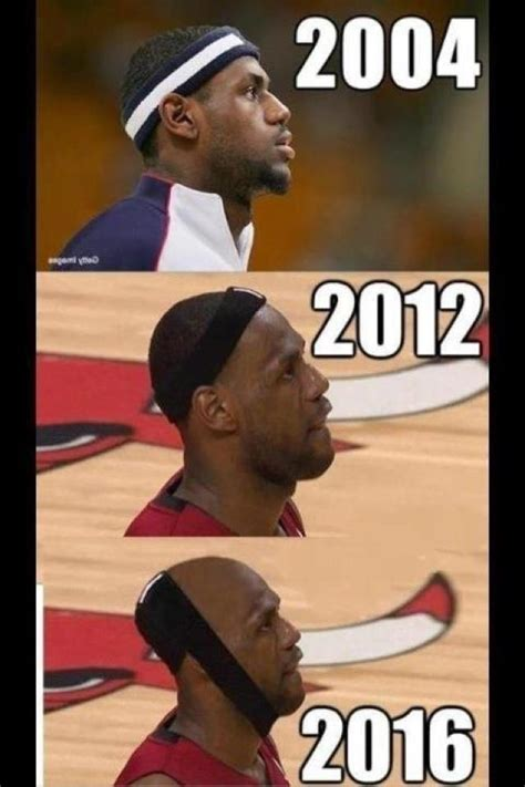 Lebron Headband Meme - lebron headband new york knicks memes