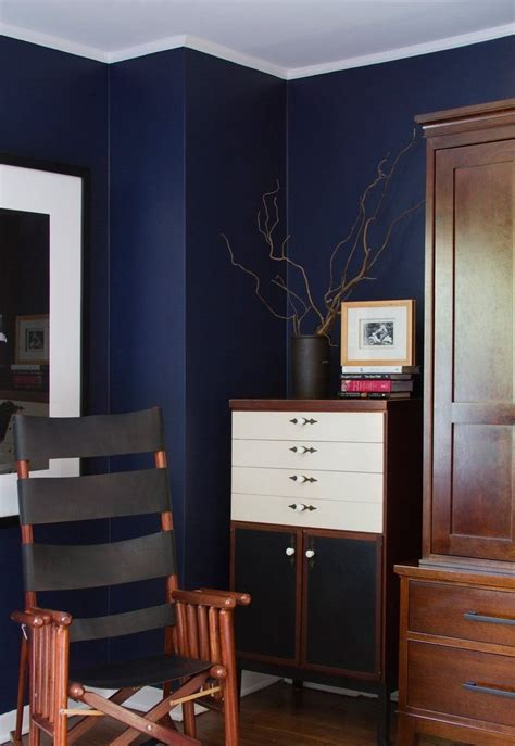 blue wall colors 25 best ideas about navy paint colors on