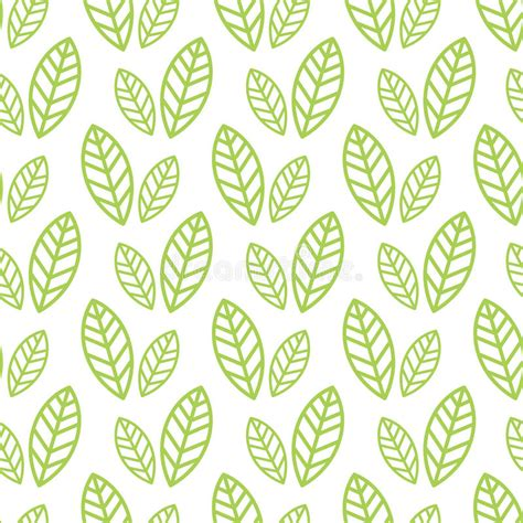 organic background pattern vector simple seamless organic wallpaper with a pattern of green