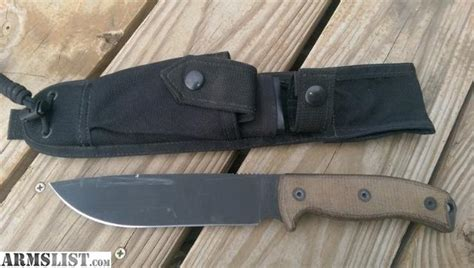 ontario rat 7 for sale armslist for sale trade ontario rat 7 fixed blade knife