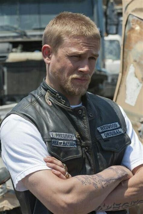 how to cut my hair like jax teller jax teller love the crew cut beautiful people