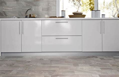 Grey Kitchen Floor Ideas by Piastrelle Per La Cucina Pavimenti In Ceramica