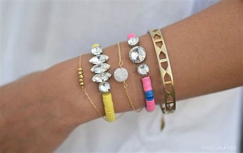 diy bracelet materials 40 diy bracelets you need to check out brit co