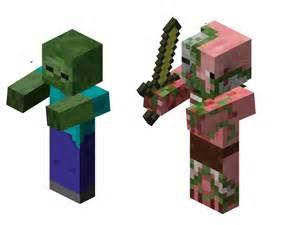 zombie pigmen snowflake mc