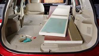 Nissan Rogue Trunk Space 2016 Nissan Rogue Passenger And Cargo Space
