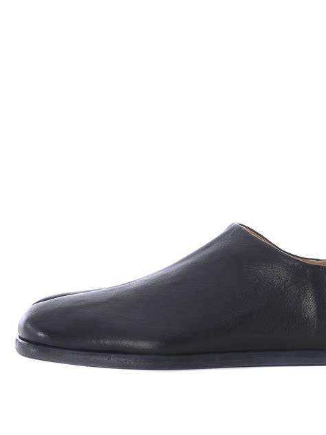 Maison Margiela Loafer maison margiela tabi leather loafers loafers