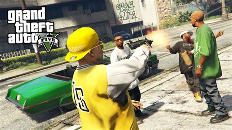 Gang Auto by Gang Wars Gta 5 Mods Youtube