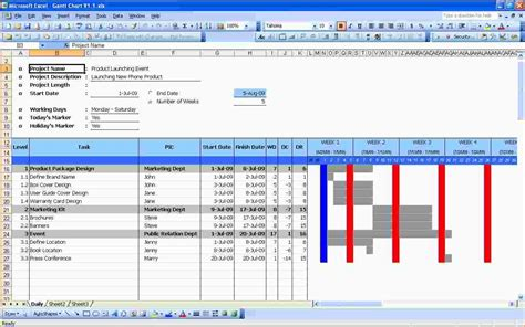 free excel graph templates 6 gantt chart excel template free ganttchart template