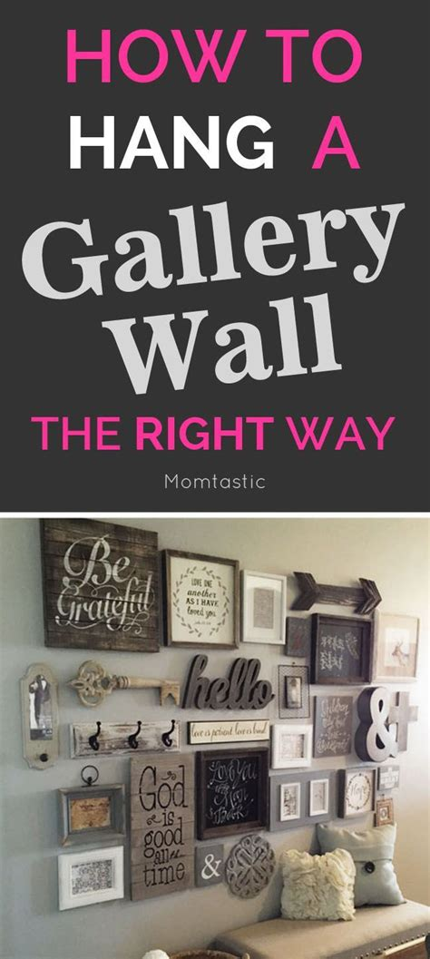 best way to hang pictures without damaging the wall 25 best ideas about how to hang on hang