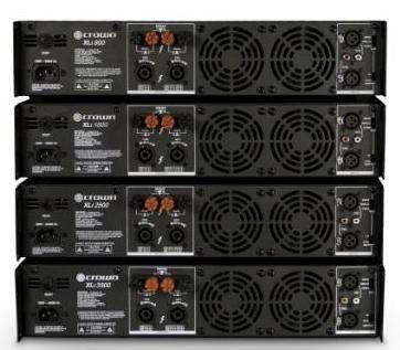Power Lifier Crown Xli 1500 xli1500 crown xli 1500 power lifier 2x450w power lifiers