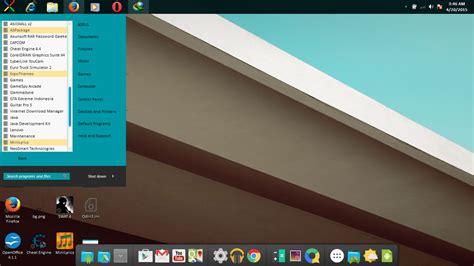 android lollipop theme for windows 7 and windows 10 cara merubah tampilan windows 7 8 10 jadi android lollipop