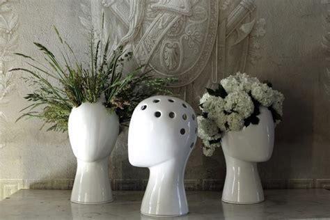floreros modernos decoracion interiores floreros modernos