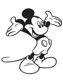 mickey mouse coloring page disneys mickey mouse coloring page h m