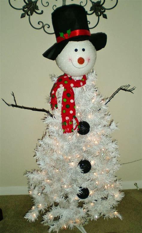 best 25 snowman tree ideas on pinterest snowman