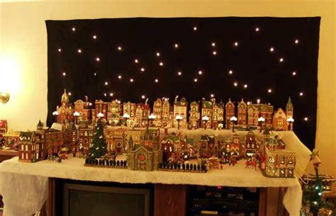 mini christmas village houses miniature christmas village house templates myideasbedroom com
