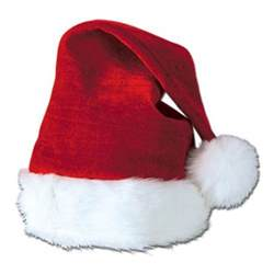 discount child santa hat plush santa hats for kids