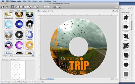Label Drucken Online by Cd Dvd Label Maker On The Mac App Store