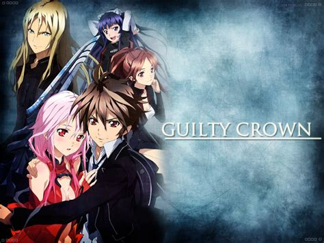 wallpaper anime guilty crown sakura shaoran images guilty crown wallpaper hd wallpaper