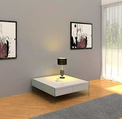 glass table top bay area modern floating coffee table vg679 contemporary
