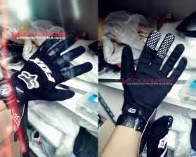 Sarung Tangan Fox sarung tangan glove vixionshop