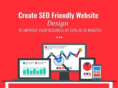 Seo Design by Unique And Creative Seo Friendly Website Design