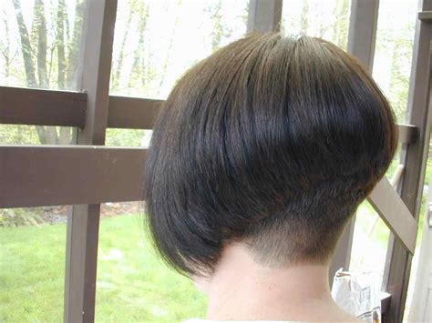 swing bob haircuts pictures for black women with part in the top bob haircuts for black women back view lucyh info