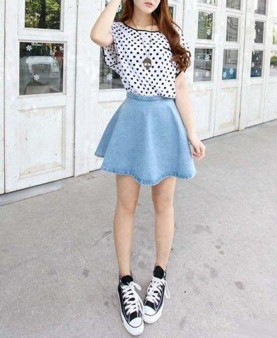 how versatile is the skater skirt my fashion centsmy