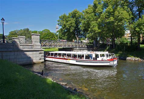 boat sightseeing stockholm guided tours hop on hop off - Boat Tour Stockholm