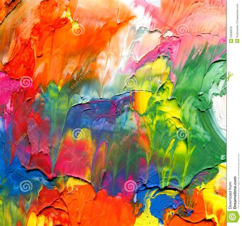free painting no abstract acrylic painted background stock photo image
