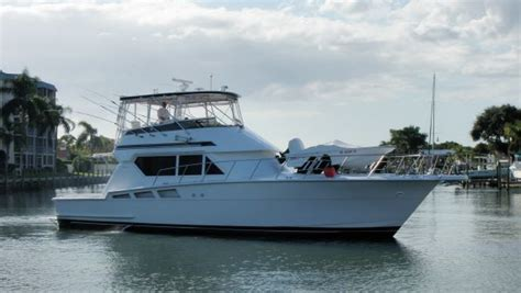 boat sales dunedin hatteras boats for sale in dunedin florida