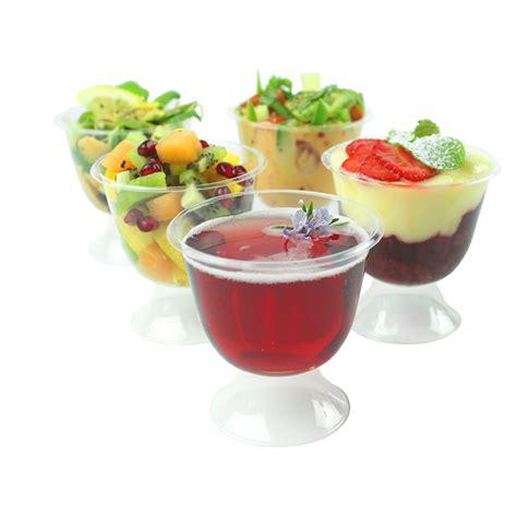 bicchieri calici bicchieri calici da vino 175ml in pla