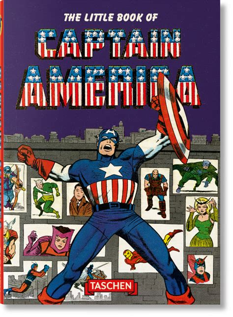 Captain America Peace Forever Kaos the book of captain america 201 ditions taschen