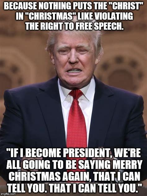 donald trump christmas speech donald trump imgflip
