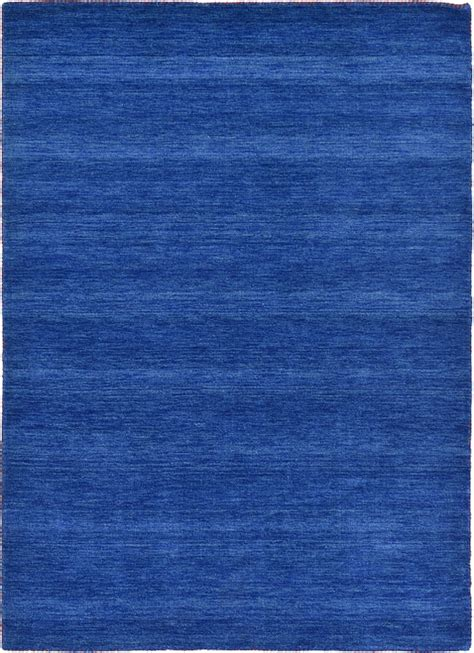 blue gabbeh rug blue 160cm x 225cm solid gabbeh rug rugs au rugs