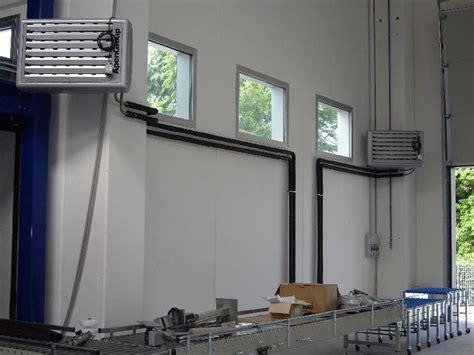 riscaldamento capannone www crosatoimpianti it nuova sede sanagens
