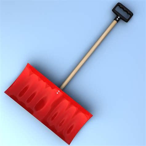 3ds Shovel 3ds snow shovel