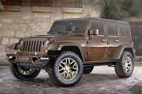 Brown Jeep Jeep Rubicon Copper Brown Autos Post