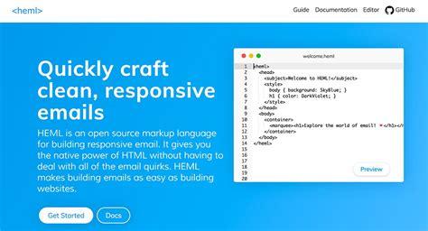 Best Responsive Email Templates Builder 2018 Andrew Laurentiu Medium Open Source Responsive Website Templates