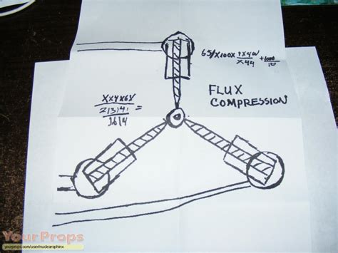 flux capacitor drawing back to the future doc browns flux capacitor drawing replica prop