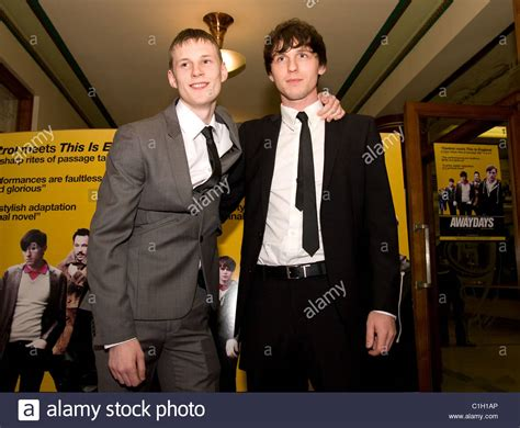 Or Liam Boyle Nicky Bell And Liam Boyle Attend The World Premiere Of Kevin Stock Photo Royalty Free Image