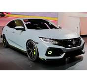 The Updated 2018 Honda Civic Si Sport Concept Has Now Surfaced In