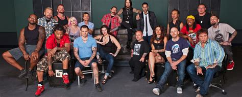 spike tv s hit show ink master back to film in newark