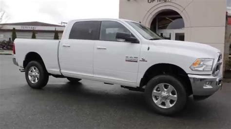 2015 Dodge Ram 2500 Diesel   Autos Post