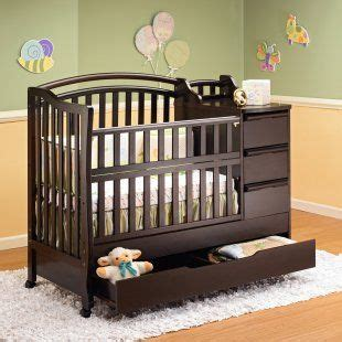 Mini Crib With Drawers Pinterest The World S Catalog Of Ideas