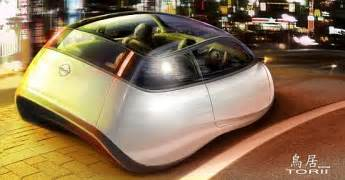 Electric Cars Future 2030 Nissan Torii Electric Concept 2030 All About