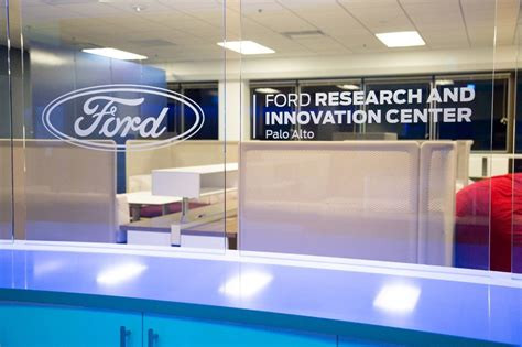 ford headquarters inside ford s newest office is in pa ford motor company