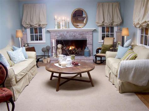 shabby chic livingroom shabby chic living room hgtv