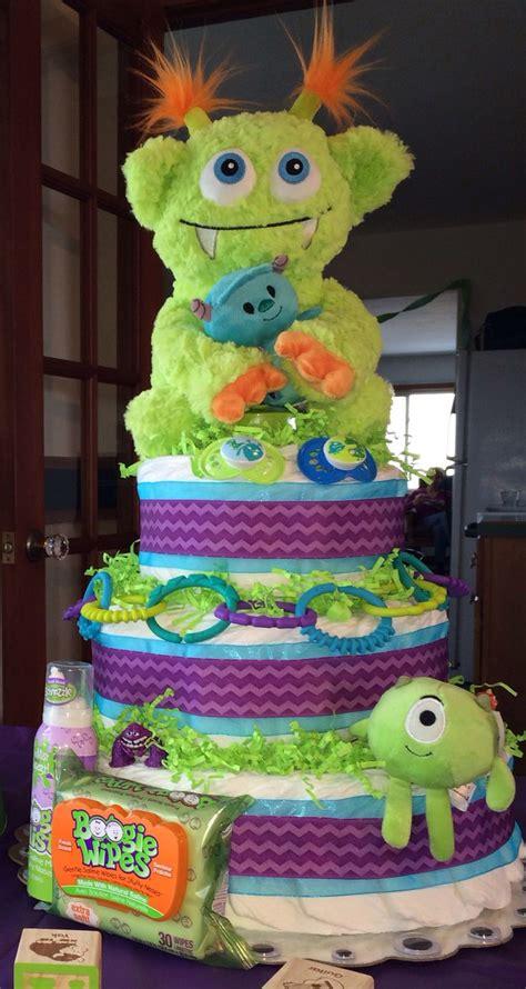 ideas  monster baby showers  pinterest monster st birthdays monster party