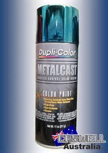 dupli color metalcast dupli color metalcast blue anodized colour